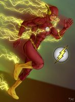 The Flash - 2008 by Killerbee-Kreations