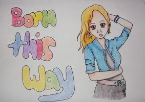 born this way by ninjalove134