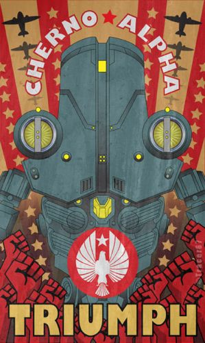 Pacific Rim Cherno by Tracer67