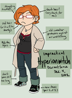 IMPRACTICAL ID - mk. II by hyperionwitch