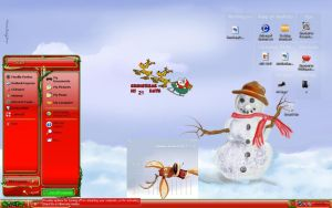 The Snowman screenie by teddybearcholla