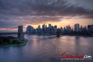Manhattan at Sunset, 9-11-2008 by soak2179