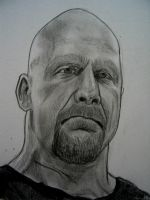 Stone Cold Steve Austin by VinceArt