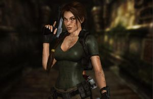 Lara_Croft_Back_to_Bolivia by ivedada