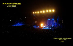Rammstein wall05 by EdwardElric88