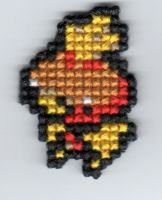 Torchic by StitchPlease