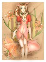 Flower Girl by Black--Sh33p