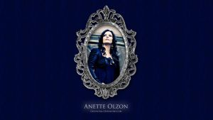 Anette Olzon Wallpaper by crystalfalls