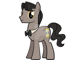 11th Doctor Whooves by BronyofGalifrey9