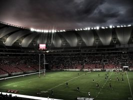 Nelson Mandela Bay Stadium by JohannB