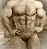Old Time Muscle by BigBergMan