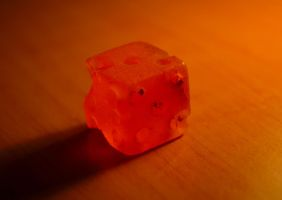 Sun Bleached Dice by ChaosWolfPictures