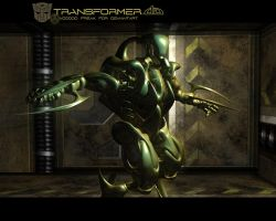 TRANSFORMER by VooDooFreaK