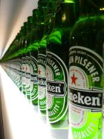 Heineken beer by Papuajure