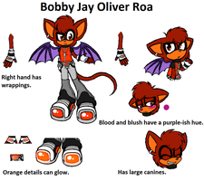 Bobby Temporary Reference [OLD] by GhostlyHarmony