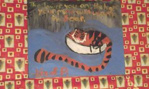 Life of Pi painting by ShOeBoXfAn130