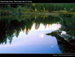 Deschutes River, Mirror Study by waterscapes