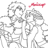 Mericcup Gif by xCandySlice