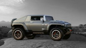 HUMMER HX by StArL0rd84