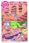 MLP Comic page 1 by BrendaHickey