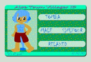 Tomba App '13 by Tainted-Scribbles