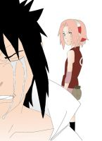 This is Goodbye, Sasuke by lilsparkle2011
