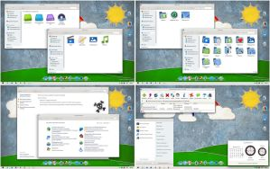 SkinPack Sticker DL Win8 by alexgal23