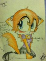Kimi ~ Teh Fox by Time-and-Creativity