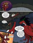 Flare and Fire Pg 47 by oogaboogaz