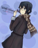 KS - Shizune Hakamichi by groundzeroace