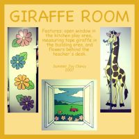 Giraffe Room by TerrifyingLint
