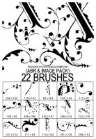 FAUXISM.org - Brushset 013 by fauxism-org