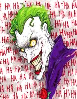 Joker by ChrisOzFulton