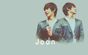 Joon -- Wallpaper by BeeBKawaii