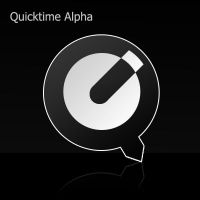 Quicktime Alpha icon by ison-trade