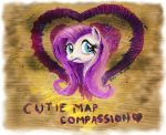 Cutie Map Compassiondv by PattiBCreations