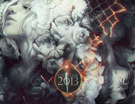+CALENDAR 2013+ by Valentina-Remenar