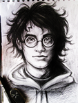 Harry Potter by KatyAlchemir