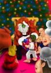 Street Fighter Natal by Pesonico