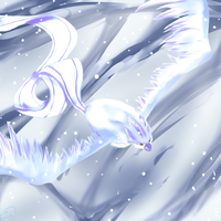 Articuno - Speedpaint by BassoonistfromHell