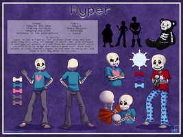 Commission: Hyper Reference by Shrineheart
