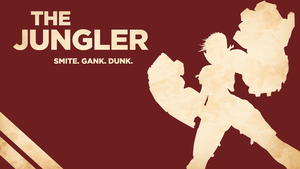 The Jungler - Vi Wallpaper by Welterz