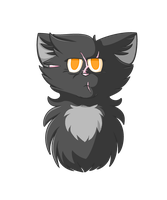 Yellowfang by maracat0901