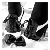 Shoes by RavenMacabre