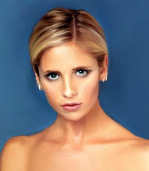 Buffy Summers by Parkerjademerce