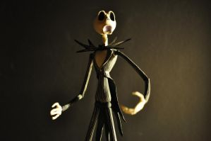 Jack Skellington by Cherryred5
