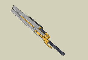 buster sword combo 2 by McDraw