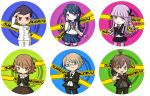 Dangan Ronpa Chibis! by AmberClover