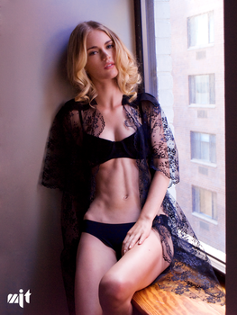 MJ TREVENS LINGERIE CAMPAIGN 2013 by Lillylovesforever