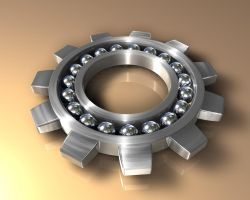 Ball Bearing Gear by R-Nader